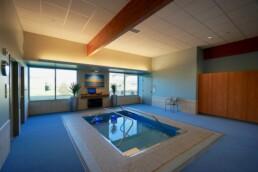 Indoor Rehabilitation Pool